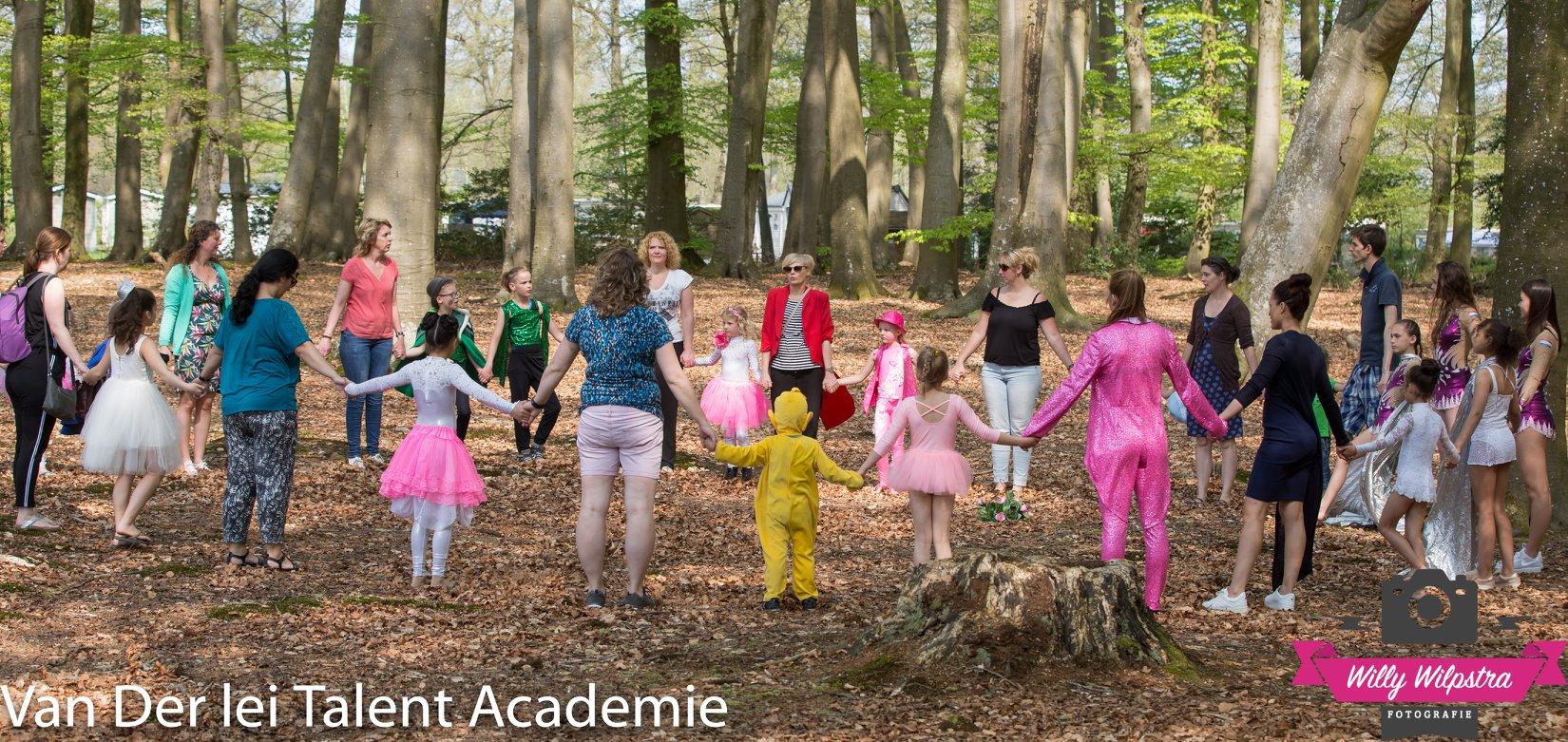 Theater en musical lessen | Van der Lei Talentacademie