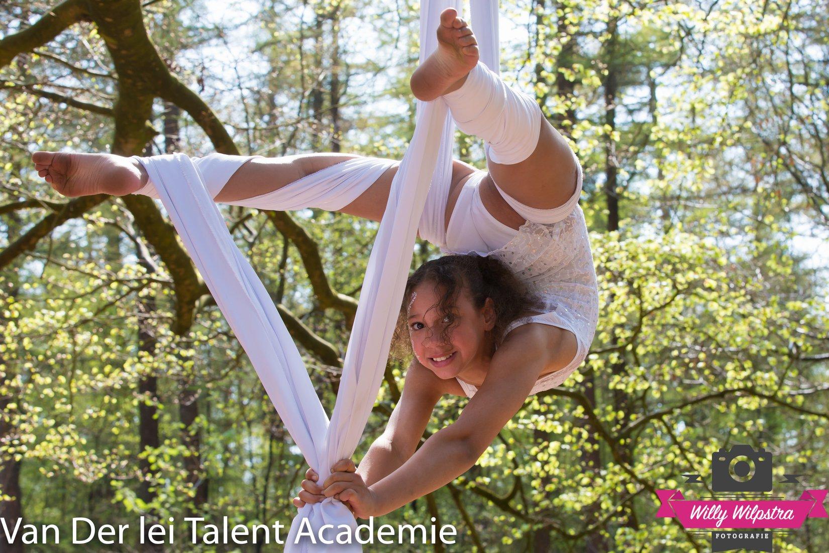 Luchtacrobatiek   Van der Lei Talentacademie