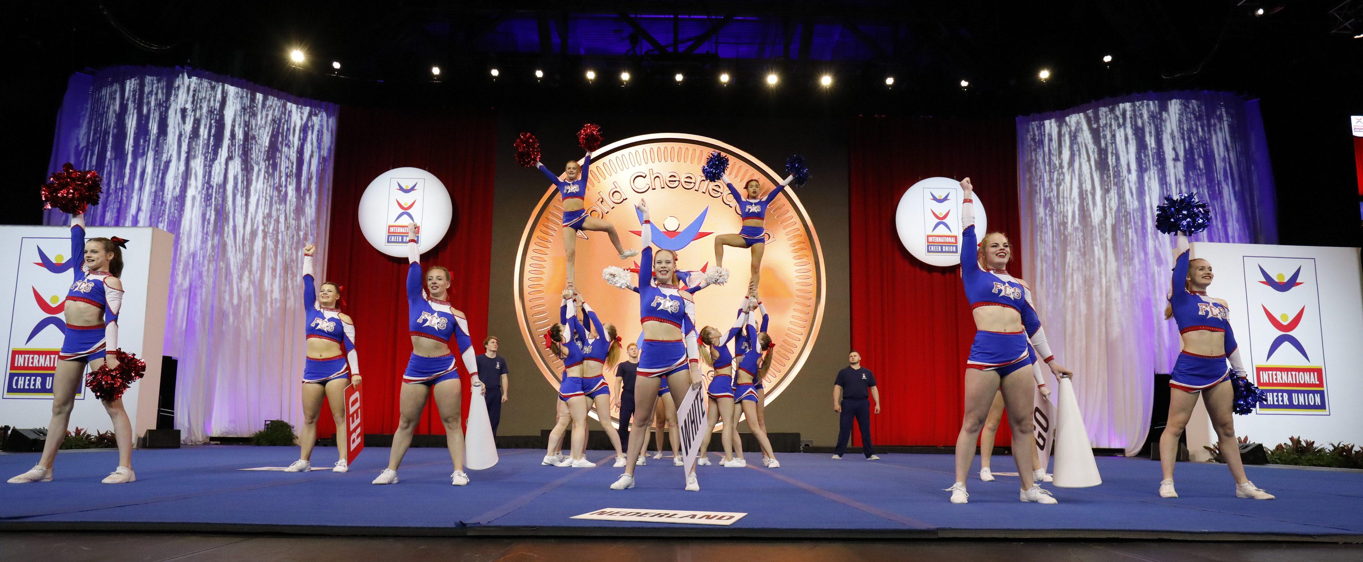 Cheerleading Yell   FCS