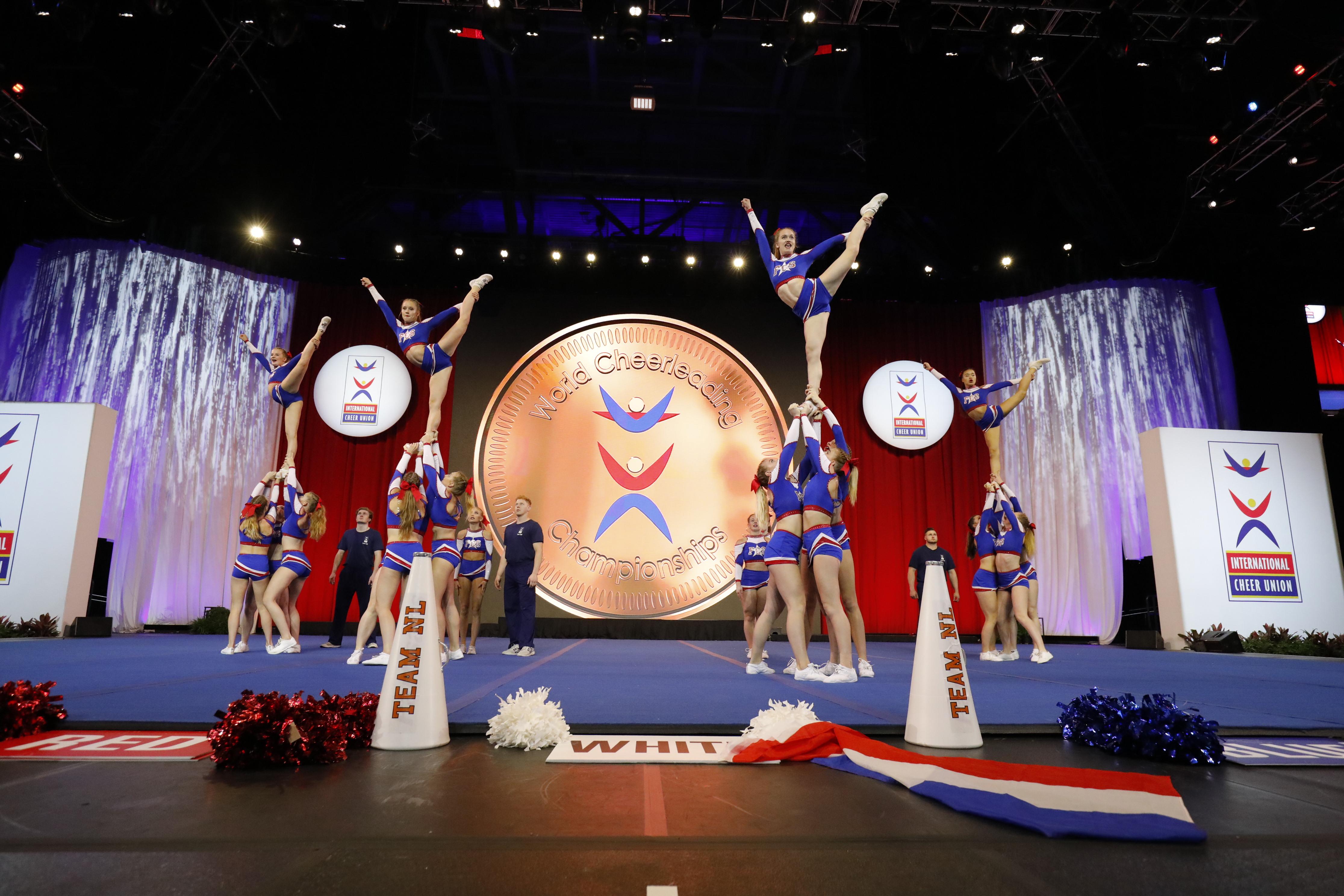 Scorpion   Cheerleading   FCS