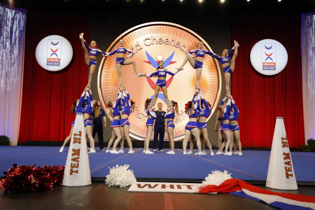 Piramide | Cheerleading | FCS